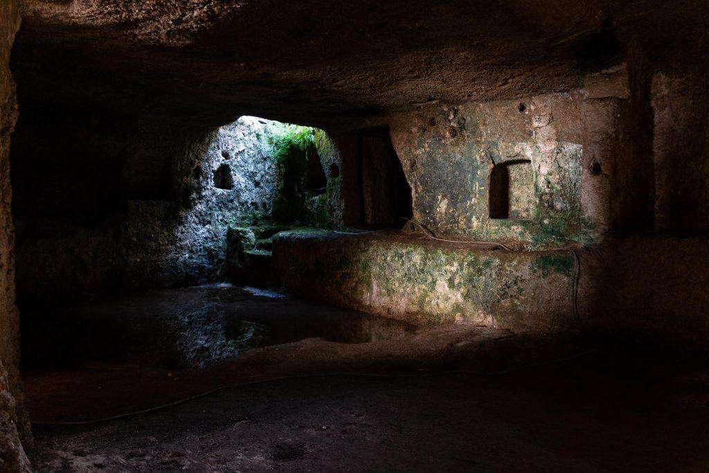 Grotte sotterranee del Parco Rurale di Masseria Spina a Monopoli